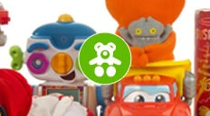 Детские игрушки и постельное белье